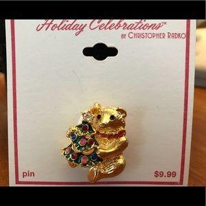 Christmas Pin